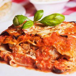 Lasagna de Pollo & Champignon