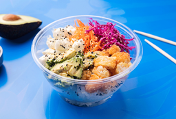 Sushi Salad Langostinos
