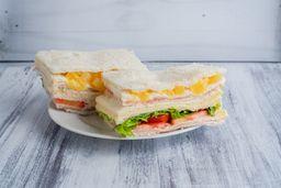 Sándwiches Triples de Miga X 24