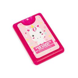 Sanitizante en Spray Pink Love Unicornio