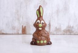 Conejo con Huevo Mediano