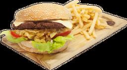 Burger Tom + Papas - Burger Day