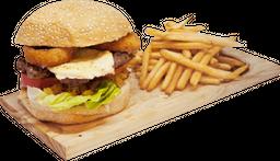 Burger Francesa + Papas - Burger Day