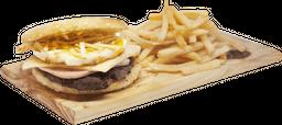 Burger Venezolana + Papas - Burger Day