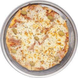 2x1 Pizza de Jamón