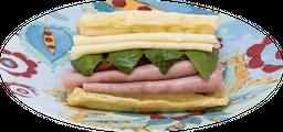 Waffle Napolitano