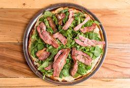 Pizza de Rucula & Panceta