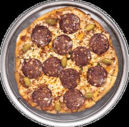 Pizza Super Calabresa