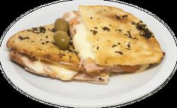 Sándwich Calabrés