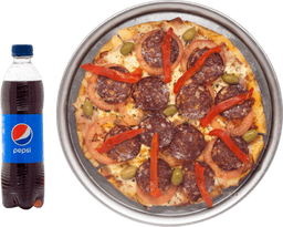 Combo Pizza Especial