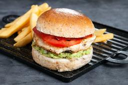 The Big Frika Burger