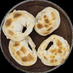 Empanada de Apio y Roquefort