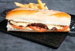 Sándwich de Lomo Angus