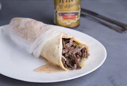 Shawarma Wrap + Cerveza Artesanal