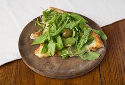 Porción Pizza de Rúcula