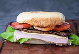 Sándwich de Bondiolita Completa