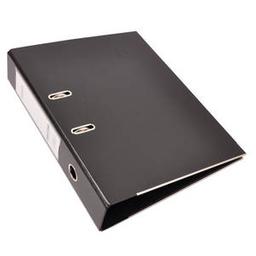 Bibliorato Simply Encuadernado Lomo 7.5 cm Negro
