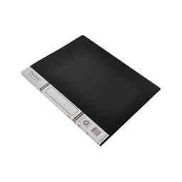Carpeta Database Con Folios Negro
