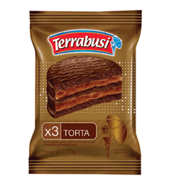 Alfajor Terrabusi Triple Torta 70 g