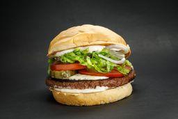 Not Kevin Burger Vegan