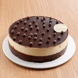 Torta Mousse Blanco & Negro