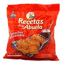 Bizcochos azucarados Arcor bolsa X 200 gr