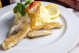 Filet de Merluza Grillé