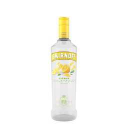 Vodka Smirnoff Citrus 700 mL