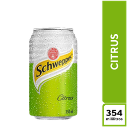 Schweppes Citrus 354 ml