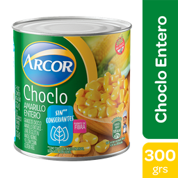 Choclo Amarillo Arcor 300 Gr