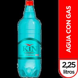 Agua Kin Con Gas 2.25 L