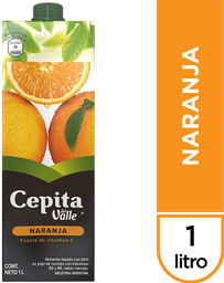 Jugo Cepita Naranja 1 L