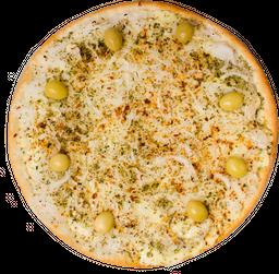 Pizza Fugazetta & Jamón