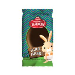 Huevo De Pascua Bariloche Chocolate Negro Cja 22 Gr.
