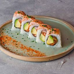 Dos Salmones Roll