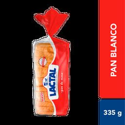 Pan Lacteado Lactal De Mesa 335 Gr
