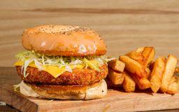 Hamburguesa Chicken Burger