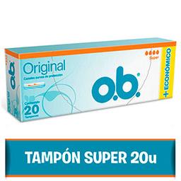 Ob Tampones Originales Super 16 U