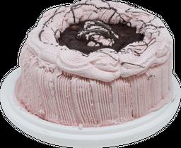 Torta helada de Frutos Rojos
