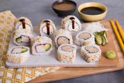 Sushi Kyoto Rolls - 10 Pzs