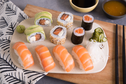 Sushi New Tokio X 10