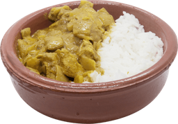 Curry Tailandes Amarillo