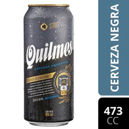 Lata Quilmes Stout Lat Cc. 473