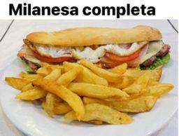 Sándwich Mila Completa