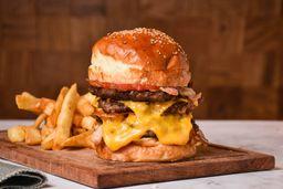 Misión Imposible Burger