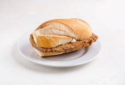 Sándwich de Milanesa & Cheddar