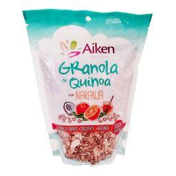Aiken Granola de Quinoa Con Naranja