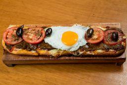 Pizza de Ternera sin TACC