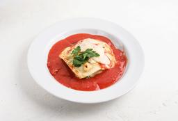 Lasagna de J&Q & Verdura