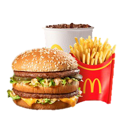 McCombo Big Mac Grande